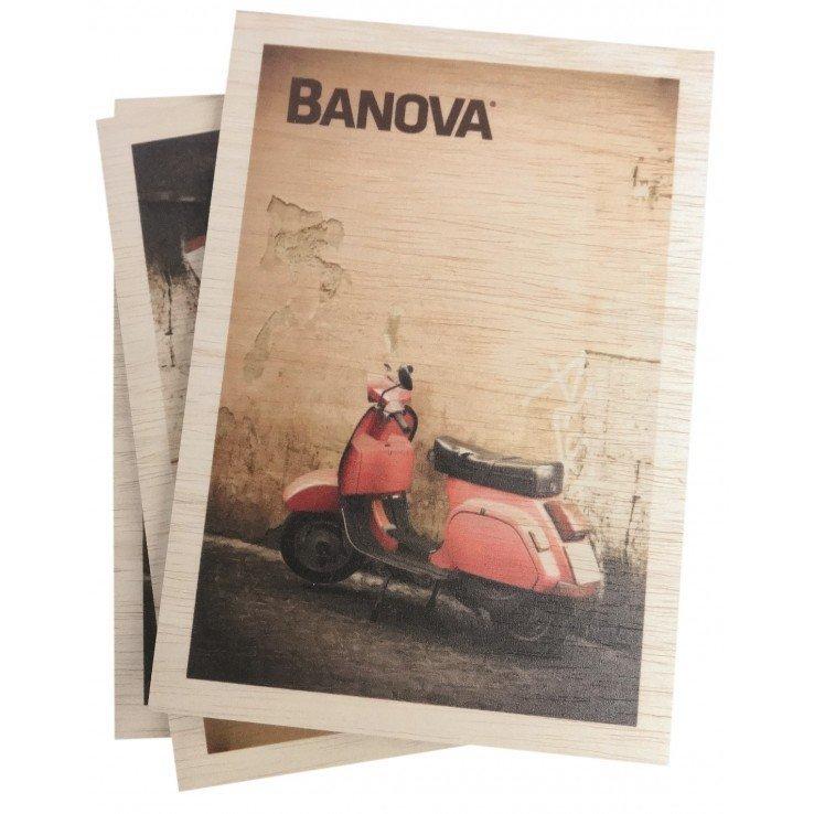 BANOVA, un nuevo material natural para impresión, que da mucho juego