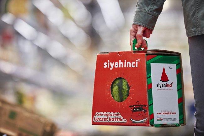 «Watermelon Dream». Solución Innovadora para packaging inteligente