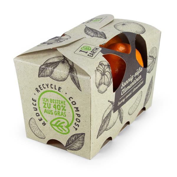 Packaging para sector hortofrutícola.