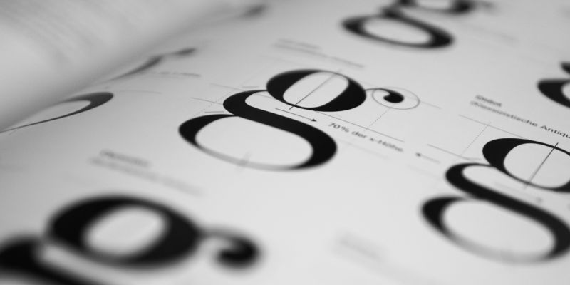 Tipografía adecuada a la marca